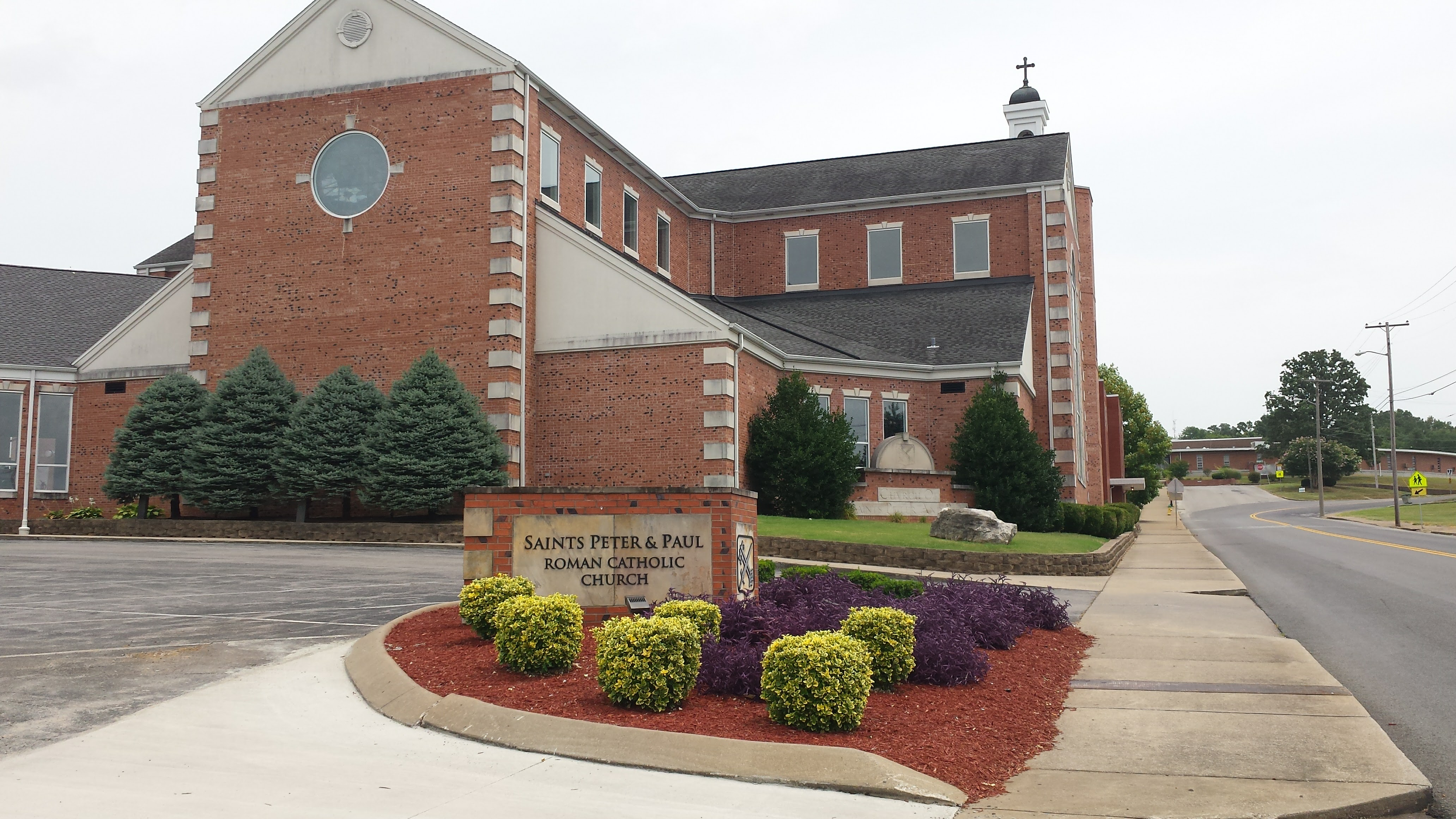 Saints Peter and Paul Catholic Church – Hopkinsville KY